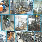 Изготовление оборудования из нержавеющих сталей для шнековых конвейеров фото