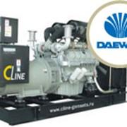 Электростанции дизельные DOOSAN-Daewoo 600 ква фото