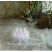 Плавающий туманообразователь большой производительности с световыми эффектами. С дистанционным управлением фото