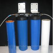 """Фильтр водоподготовки систем увлажнения """"Вдох-Нова"""" на основе умягчения ионообменными смолами.ФУВ-1 фото"""