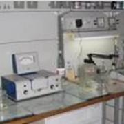 Анализ сточной воды фото