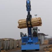 Погрузчики лесные гидравлические TEREX|FUCHS MHL 45 фото