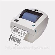 Настольный термопринтер Zebra LP 2844 фото