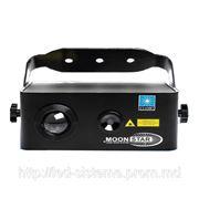 Лазерный проектор «MOON STAR» фото
