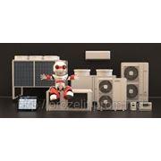 Hitachi Бытовые,мульти зональные системы,чиллеры фото
