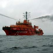 Многофункциональное аварийно-спасательное судно проекта MPSV07 фото