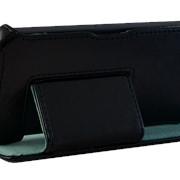 Чехол-подставка для iPhone 5, черный фото