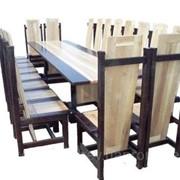 Столы для ресторанов, кафе, баров. Мебель для ресторанов от производителя. Доставка по Украине фото