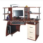 Компьютерный стол ГАЛАТЕЯ фото