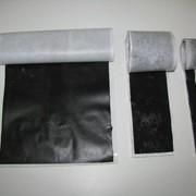 Лента бутилкаучуковая герметика на металлизированном лавсане фото