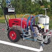 Оборудование для дорожной разметки МАРКЕР LARIUS ECOPOWER фото