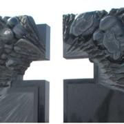 Изготовление гранитных памятников фото