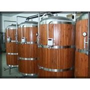 Пивное оборудование — мини пивоварня, мини пивзавод фото