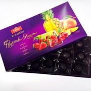 Конфеты в коробке «Фруктово-ягодные» фото