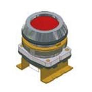 Кнопка Promet NEF30 для отверстий диаметром 30,5 мм фото