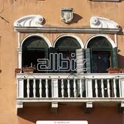 Ограждение балконов фото