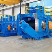 Промышленный валковый пресс Köppern для компактирования/грануляции сыпучих материалов (минеральных удобрений, солей и пр.) фото
