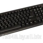 Клавиатура D-computer KB-S205 Black PS/2 фото