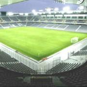 Строительство спортивных площадок фото