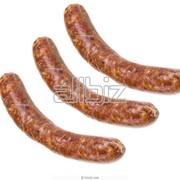 Колбаски говяжьи фото