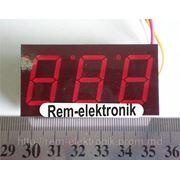 Цифровые вольтметры постоянного тока ВПТ-08. фото