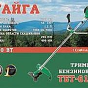 БЕНЗОКОСА ТАЙГА ББТ 6100 1 НОЖ 1 ШПУЛЯ фото