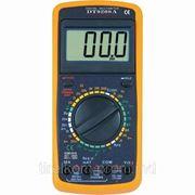 Мультиметр DT-9208A фото