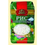 Рис длиннозерный шлифованный фото