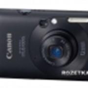 Цифр. фотокамера Canon DIGITAL IXUS 100 IS Black фото