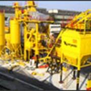 Установка асфальтосмесительная перемещаемая КДМ201М (80-110 т/ч) перемещаемая быстромонтируемая фото