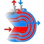 Теплообменники спиральные пластинчатые фото
