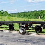 Шасси тракторных прицепов 5м фото