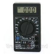Мультиметр DT-832 фото