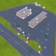 Проектирование АГНКС (Автомобильная Газонаполнительная Компрессорная Станция) фото
