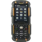 Телефон Мобильный Sigma mobile X-treme DZ67 Travel (Black Yellow) фото