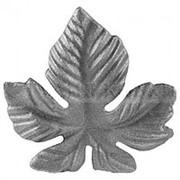SK22.32 Виноградный лист фото
