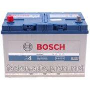 Аккумулятор BOSCH 95Ah S4 фото