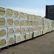 Минеральные плиты оптом от производителя, плотность 75 кг/м3. фото