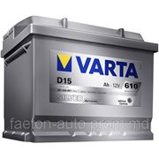 Аккумулятор VARTA Silver 100 фото