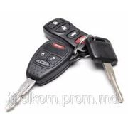 Dodge Remote Key Shell Case For Dakota Durango Mag фото