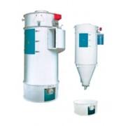 Фильтры для отделения пыли от пыле-воздушной смеси, комплектующие к мукомольному оборудованию фото