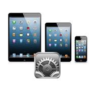 Настройка iPhone, iPad фото