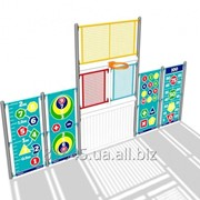 Спортивные площадки для школы Конфигурация 3 фото
