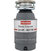 Утилизатор отходов Waste disposers WD75R фото