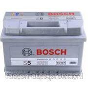Аккумулятор BOSCH 74 Ah S5 фото