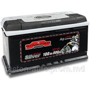 Аккумулятор SZNAJDER Silver 100 R фото