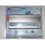 Инвертор 12/220В TBE 1500H- 1500Вт. фото
