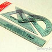 Набор линеек школьный C.Thru-KT-2 фото