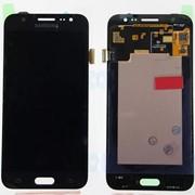 Дисплей для Samsung J500F (J5) в сборе с тачскрином (черный) оригинал фото