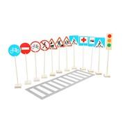 Набор напольный «Знаки дорожного движения» фото